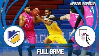 Apoel (CYP) v Telekom Baskets (GER) - Full Game - FIBA Europe Cup 2016/17