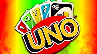 UNO with The Boyz!