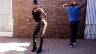 Pakisha Bhenga Dance ft. Dladla Mshunqisi, Distruction Boyz & DJ Tira by Retro Crew