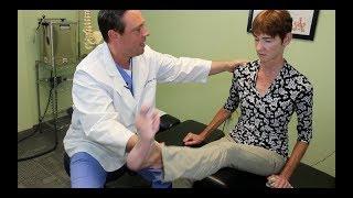 He Cracks Feet? Loud Foot Back & Shoulder Chiropractic Adjustments
