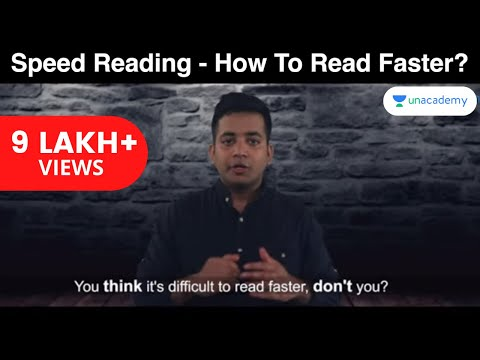 Speed Read How to read faster and comprehend better Double your reading speed by Roman Saini
