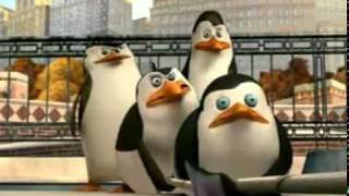 Funny! The Penguins Of Madagascar