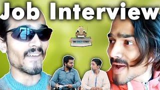 BB Ki Vines- | Fameer Fuddi and Bancho - Job Interview || THECRAZZYSTREET