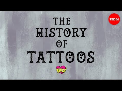 The history of tattoos - Addison Anderson