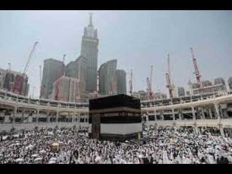 Most Hurtful Tragedy Makkah During Prayer of Mother Mecca Crane Collapses Inside Haram Khana Kaaba