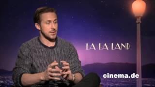 La La Land // Ryan Gosling // Interview // CINEMA-Redaktion