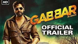 Gabbar Is Back (Uncut Official Trailer) | Akshay Kumar, Kareena Kapoor