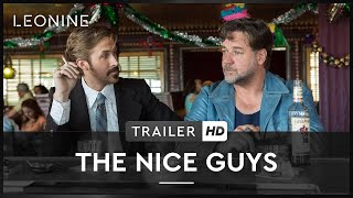 THE NICE GUYS | Trailer | Deutsch | Kinostart: 02.06.2016
