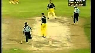 Sachin Tendulkar 134 vs Australia 1998 Sharjah Final