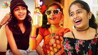 Mashup Rani Praniti Singer Interview | Aruvi, Sun Singer | Soppana Sundari Song