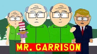 Mr Garrison (Character Chronicles)