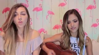 Quando Você Passa (Turu Turu) - Sandy & Júnior (cover Gabi Luthai e Beca Marthello)