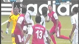 Goal of Tahiti vs Nigeria - 2013 Brazil