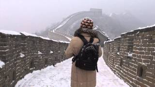 Great Wall of China, Beijing - Winter is the best time to visit China!