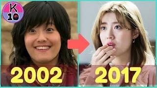 NAM JI HYUN EVOLUTION 2002-2017