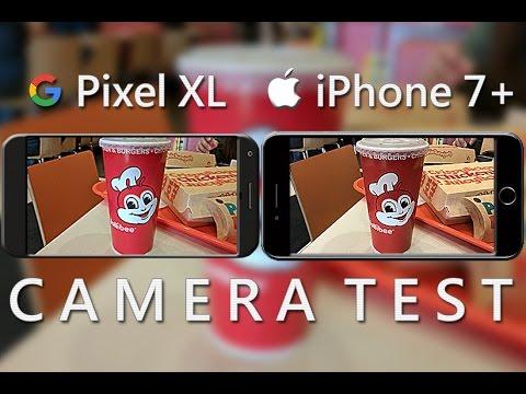Google Pixel XL vs iPhone 7 Plus - Camera Test! (In-Depth Review)