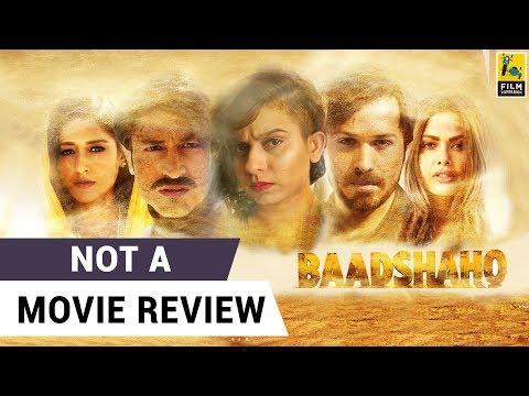 Xxx Mp4 Baadshaho Not A Movie Review Sucharita Tyagi 3gp Sex