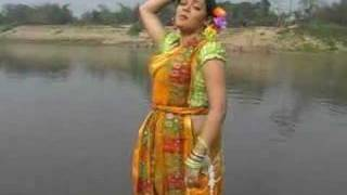 Kankher koloshi - sobuj passport music video