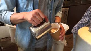 % Arabica Kyoto Latte Art Champion