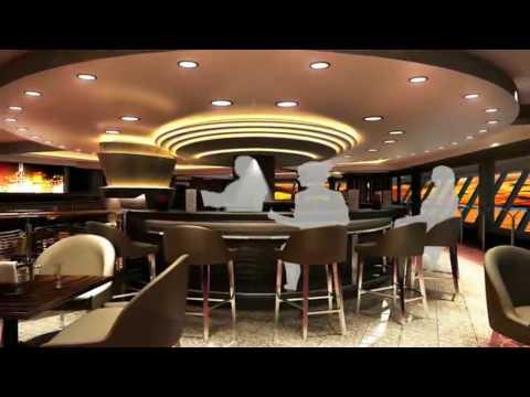 P&O Cruises | P&O Azura Ship Video | Part 1 / 2