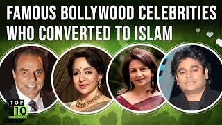 10 Famous celebrities who converted to islam