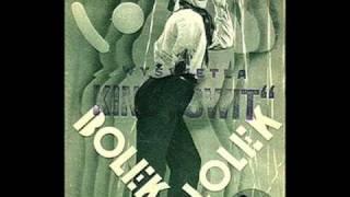 Warsaw 1930s: The Hoodlums' polka - Adolf Dymsza