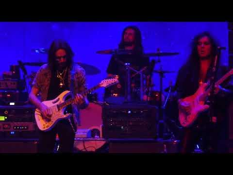 Bohemian Rhapsody Steve Vai & Malmsteen & Zakk Wylde & Nuno Atlantic City 11 30 18