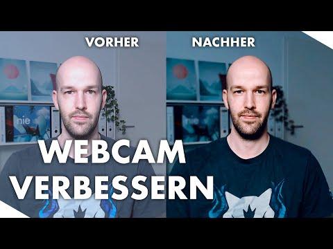 Webcam einrichten und Webcam einstellen Webcamqualität verbessern Webcam einrichten Windows 10