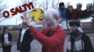 Yuri!!! on Ice going Haikyuu!! (Part 2)