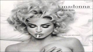Madonna Bad Girl (DirtyHands 12'' Version)