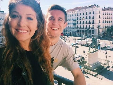 Madrid, Spain Honeymoon Day 4 #EarlsTakeEurope