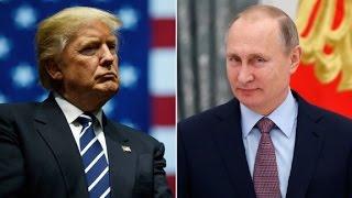 Putin responds to Trump