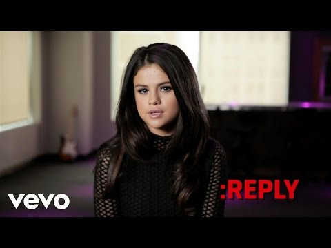 Selena Gomez - ASK:REPLY (Part 1)