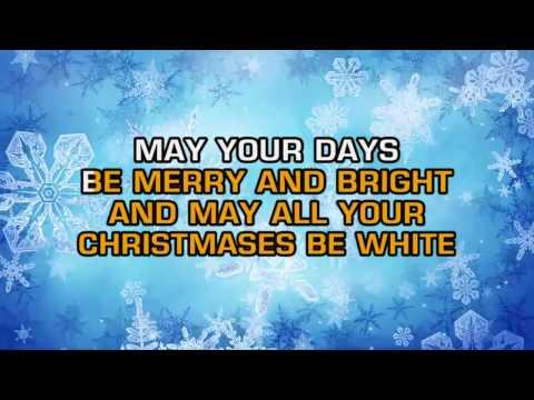 Download Video Bing Crosby – White Christmas Lyrics Instrumental ...