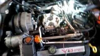 92 4.9 Cadillac DeVille engine miss, testing fuel injector signal with noid tester