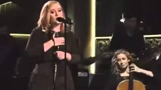 Adele - Hello ( Live )