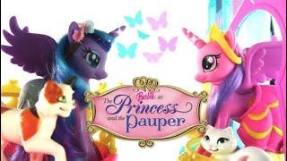 MLP Princess and the Pauper - PMV Free