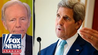 Joe Lieberman on John Kerry