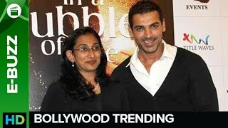 John Abraham launches a Book 'In A Bubble Of Time' by Susy Mathew | Bollywood News | ErosNow eBuzz