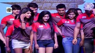COLORS LAUNCH OF BOX CRICKET LEAGUE BCL WITH SUNNY LEONE avi 1