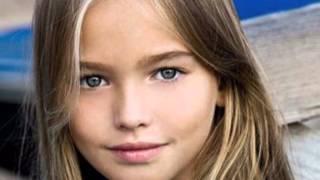 Video 2013-1-115 Top Russian Kid Model ANASTASIA  BEZRUKOVA Slide Show part 1