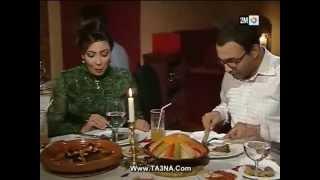 Rachid El Ouali & Hanane Ibrahimi dans Restaurant Dar Zellij