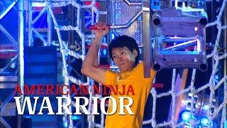 Robert Ing at the 2014 Venice Qualifiers | American Ninja Warrior