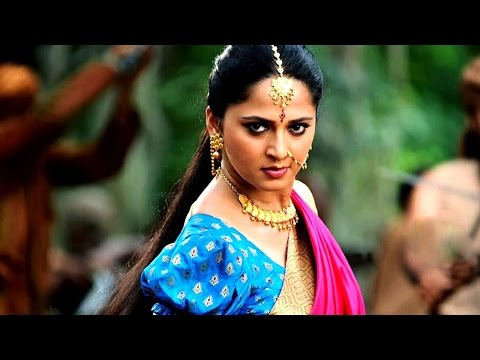 Anushka on a Mission for Baahubali 2