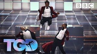 """Frotastic"" Frobacks smash boxes challenge - The Greatest Dancer | LIVE"