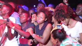 RAYVANNY live performance at kijiji beach kigamboni DSM part1