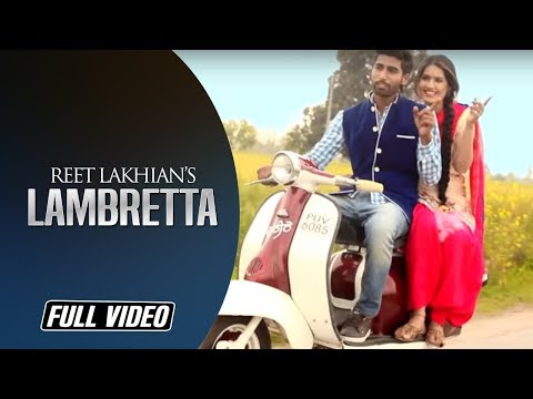 LAMBRETTA REET LAKHIAN OFFICIAL FULL HD VIDEO 2014