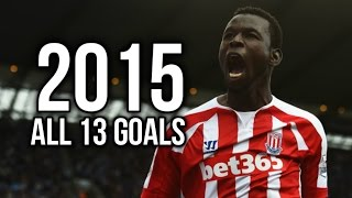 Mame Biram Diouf - All Goals 2014 / 2015 Season