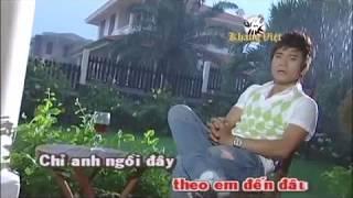 Con đường không Có Tên Anh (Karaoke)-Khang Việt