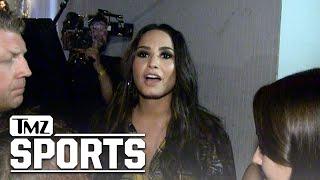 Demi Lovato Says Floyd